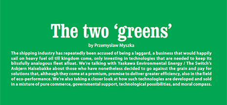 the two greens